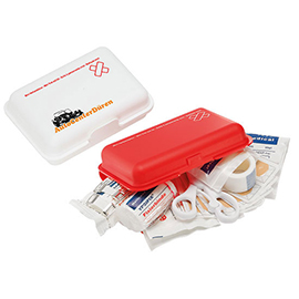 Mini first-aid kit